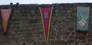 Detalle de la decoración del Castillo