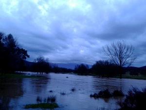 Día invernal (Río Buallaque)