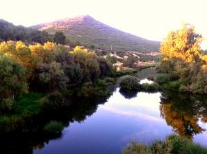 Vista desde el Puente de Luciana