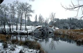 La Junta nevada