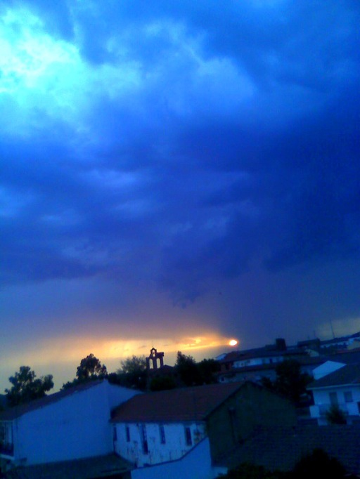 Gran tormenta estival (Luciana)