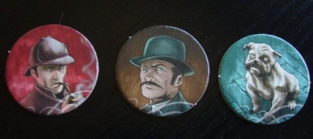 Fichas de detective
