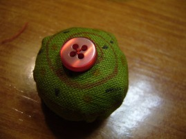 Le cosemos un botón