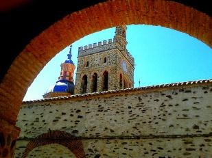 Torres, aracos y arte mudéjar