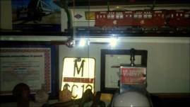 Maquetas y artilugios del metro