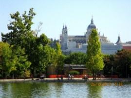 Magníficas vistas de Madrid